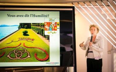 Conférence «Ambition et Valeurs» pour WAVE, au brand store BMW Georges V
