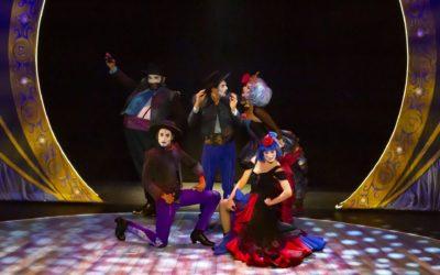 Spectacle The Opera Locos au Théâtre Libre du 18 octobre 2019 au 1er Mars 2020.